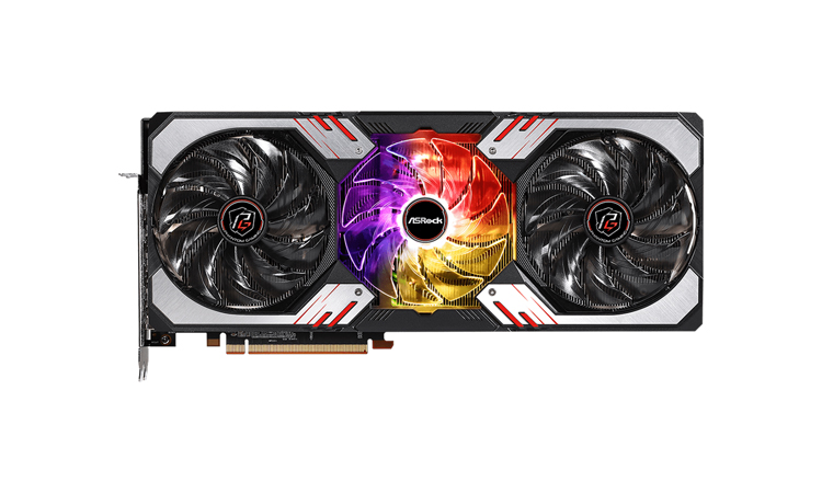 Asrock Radeon Rx 6800 Xt Phantom Oc powercolor