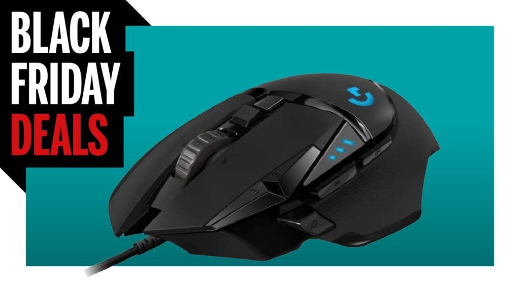 Black Friday gaming mouse deal: one of PC gaming's most popular mice for $38
