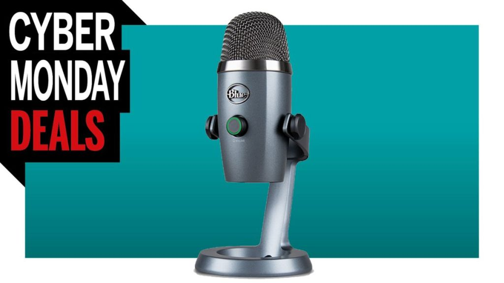 Cyber Monday microphone deal: Get the Blue Microphones Yeti Nano USB mic for $100