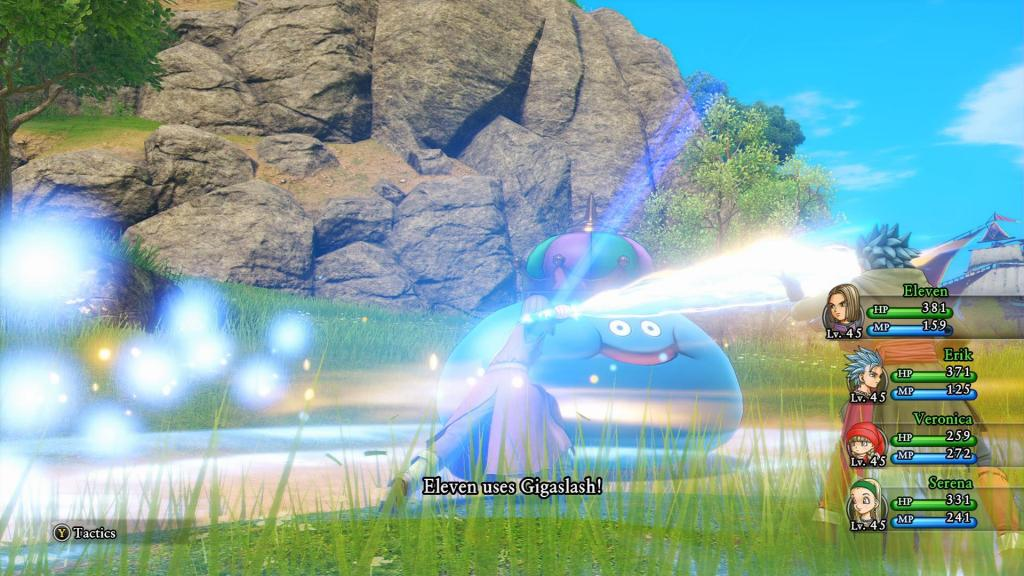 Dragon Quest XI has a 10-hour-long demo live on Steam