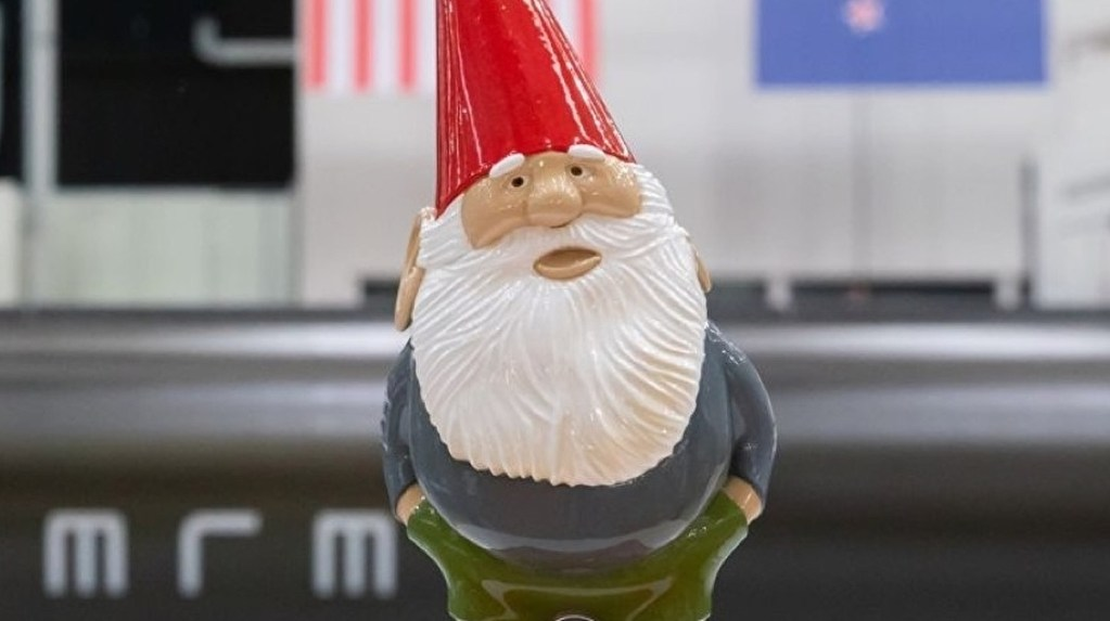 Gabe Newell's gnome is blasting into space for charity early Friday morning in the UK • Eurogamer.net