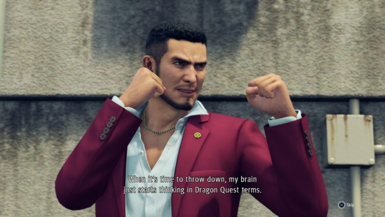 Yakuza: Like A Dragon Quest