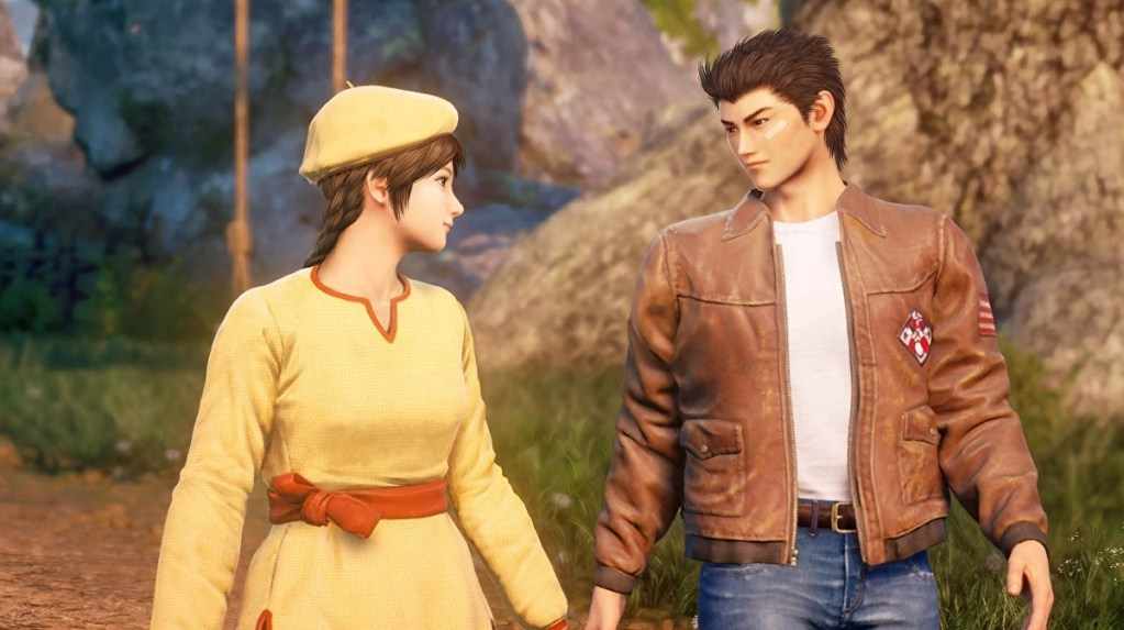 Shenmue 3 is finally heading to Steam later this month • Eurogamer.net