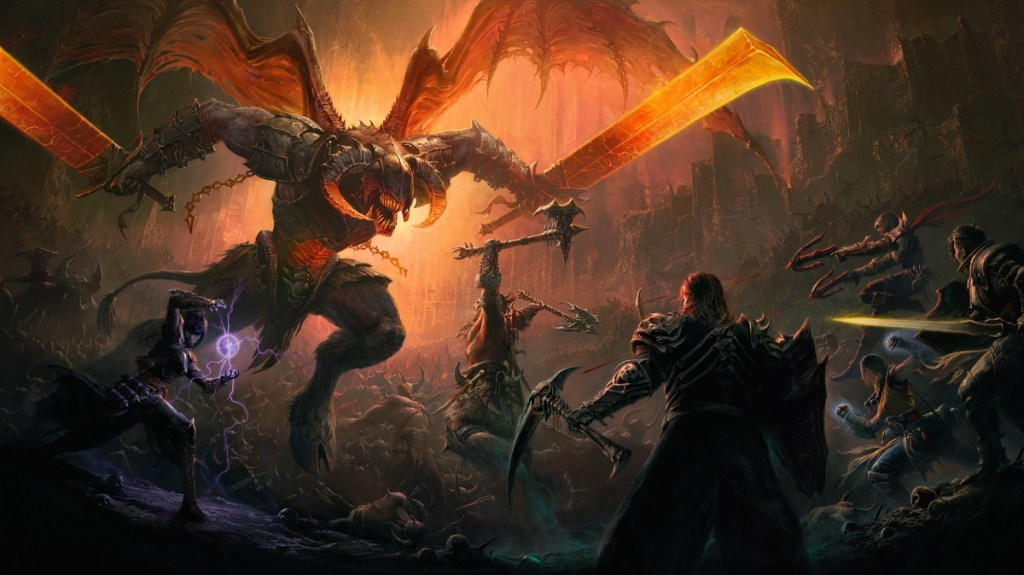 Diablo Immortal enters alpha testing