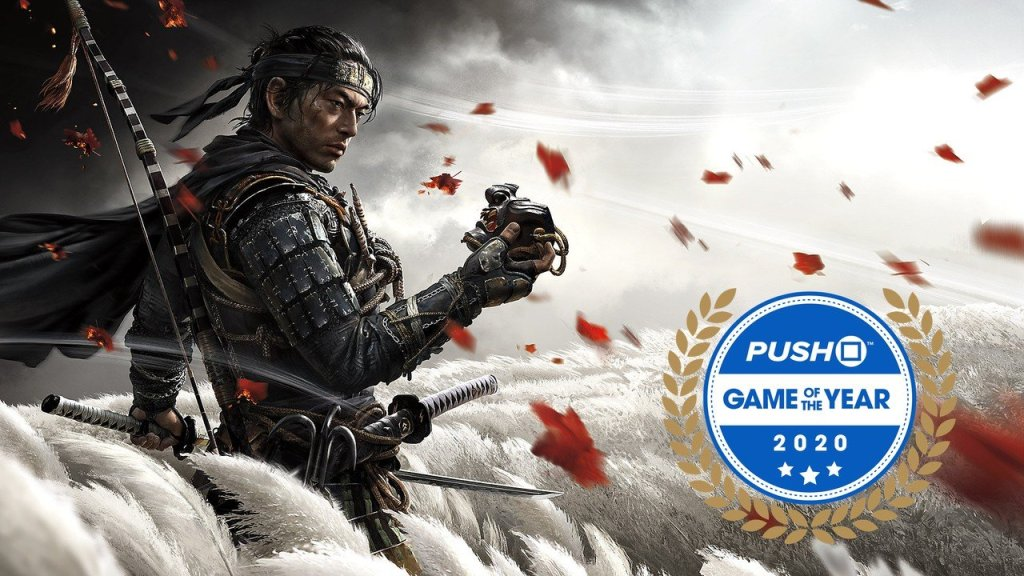 Game of the Year: #3 - Ghost of Tsushima