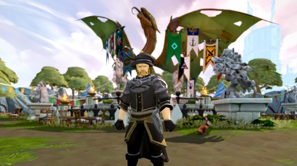 Runescape is 20 years old today • Eurogamer.net