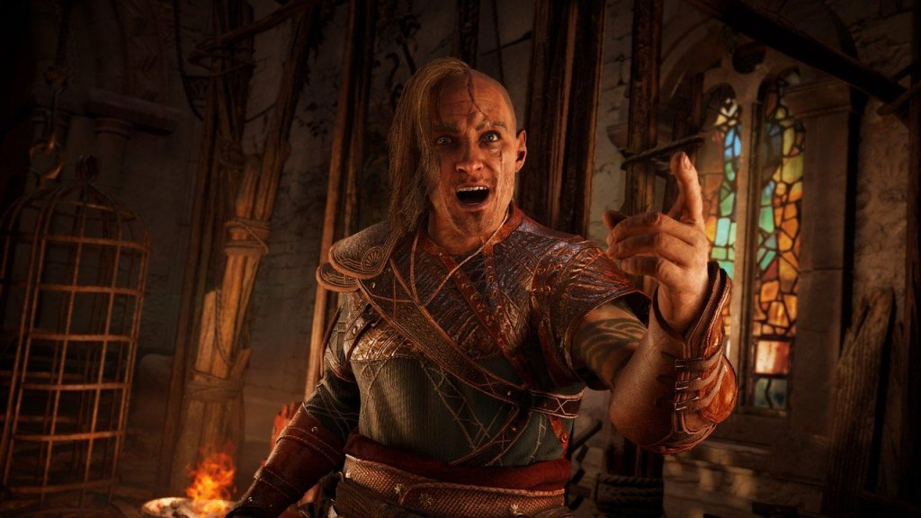 Assassin's Creed Valhalla's New Patch Has Introduced a Bad Face-Breaking Bug