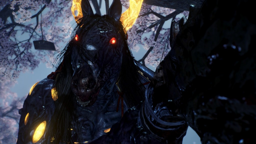 Nioh 2 PC preview -- Get the mouse cursor off my screen!