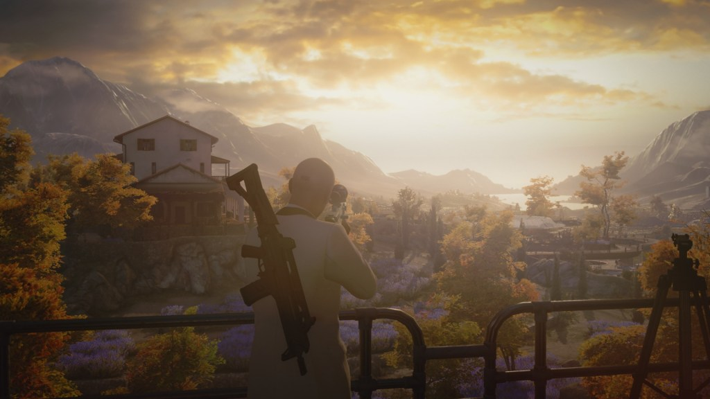 Hitman 3: Mendoza — Eyes On Target and Over The Top guide