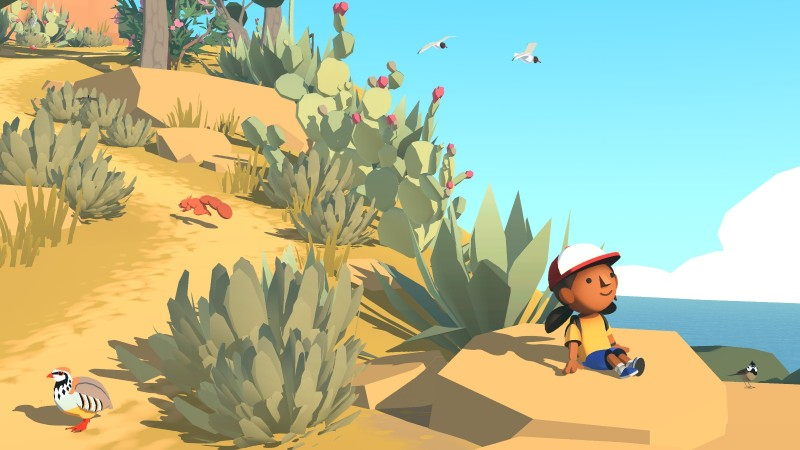 Alba: A Wildlife Adventure Review - A Good Deed