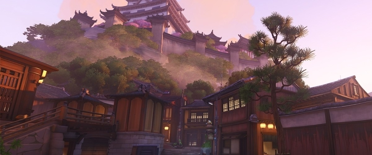 Overwatch's new Tokyo-themed Kanezaka map is now live, complete with cat caf • Eurogamer.net
