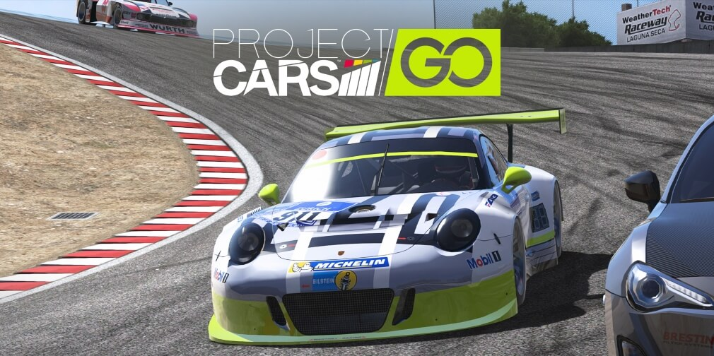 Project CARS GO's March release date has been confirmed by GAMEVIL and Slightly Mad Studios | Articles