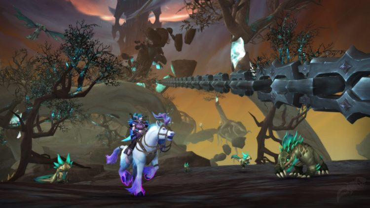 BlizzConline World of Warcraft leaks reveals Burning Crusade Classic & Chains of Domination update (2)