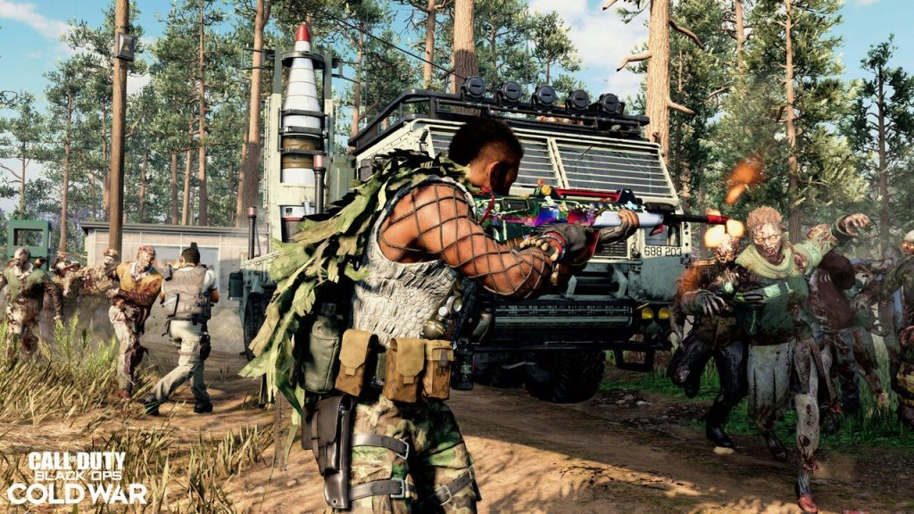 Call of Duty: Black Ops Cold War Outbreak Gameplay Trailer Rises from the Grave