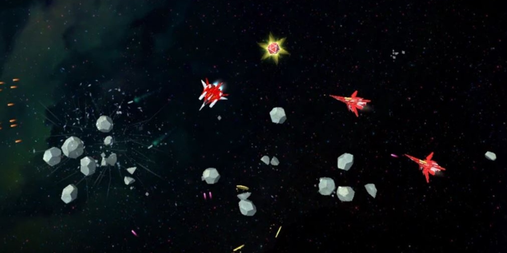 Alternoidz: Three things to know about the arcade space shooter | Articles