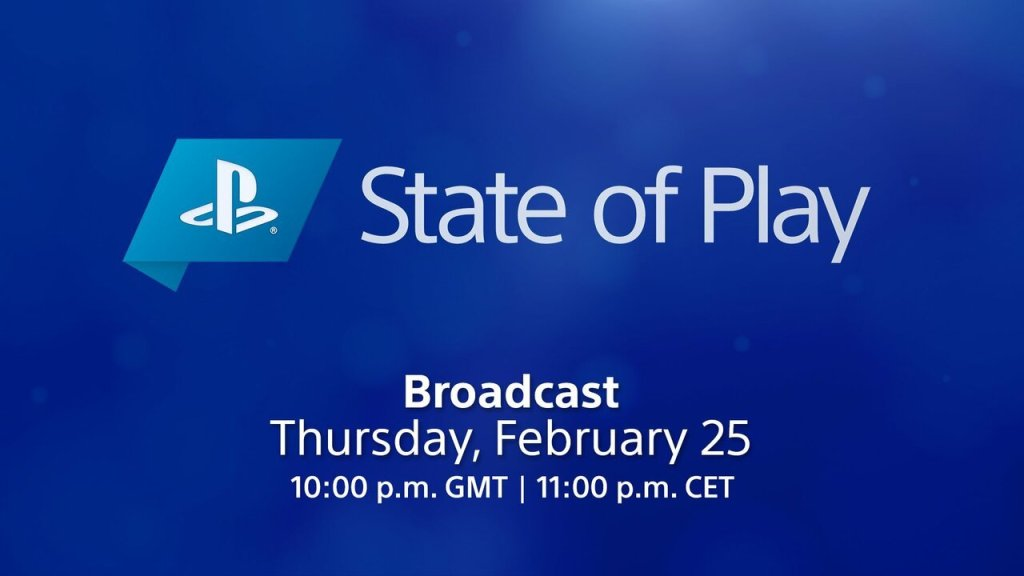 State of Play Livestream Confirmed for Thursday, Focuses on 10 PS5, PS4 Games
