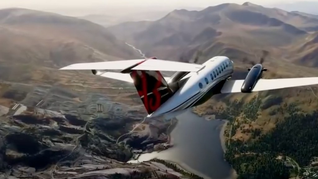 Flight Simulator shows off UK overhaul in gorgeous first video footage • Eurogamer.net