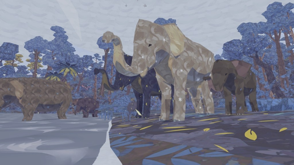 Shelter 3 shows off its baby elephants in first gameplay trailer • Eurogamer.net