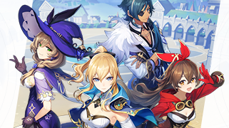 A dating sim comes to Genshin Impact in the Invitation of Windblume update