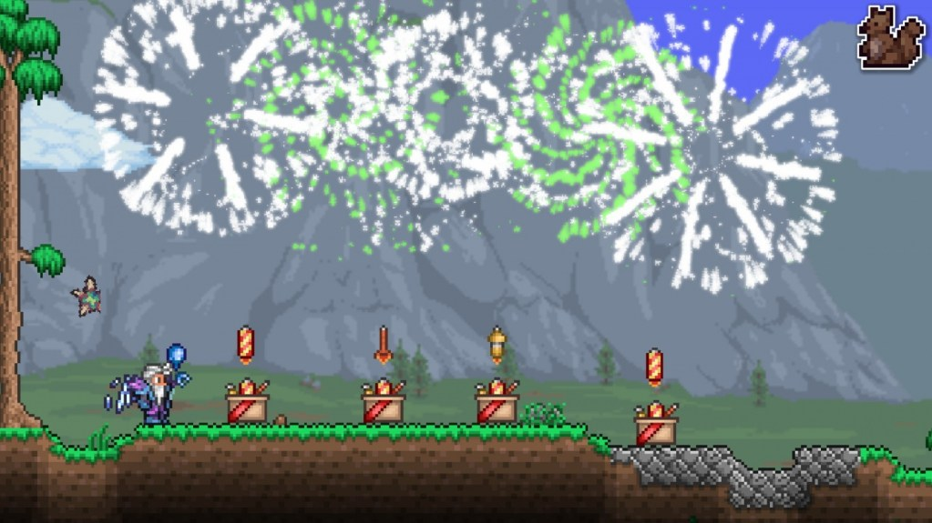 The re-announced Terraria finally gets a release date on Google Stadia