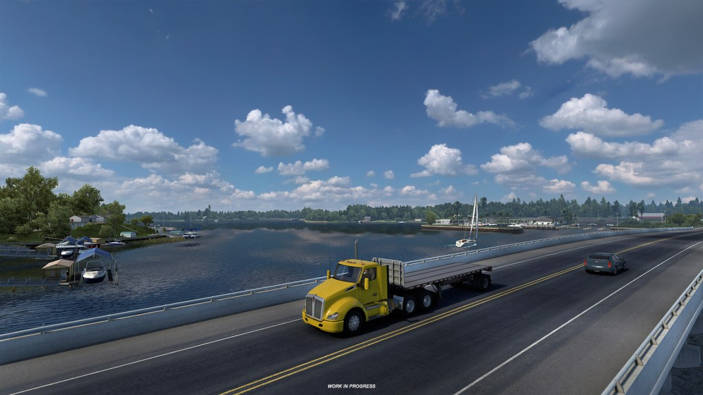 Texas finally confirmed for American Truck Simulator, likely coming in 2022