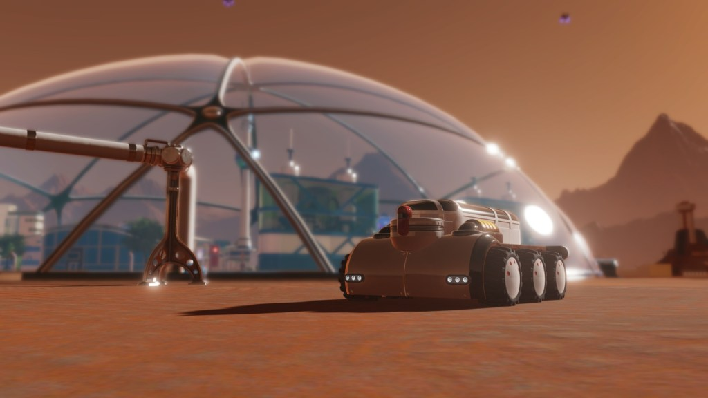 Surviving Mars sees new life with Abstraction Games at the helm