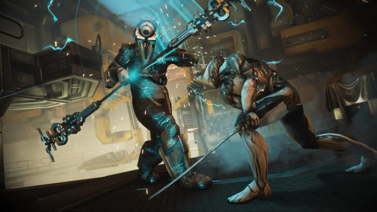 Warframe Makes Over Space Combat In New Corpus Proxima & The New Railjack Update (2)