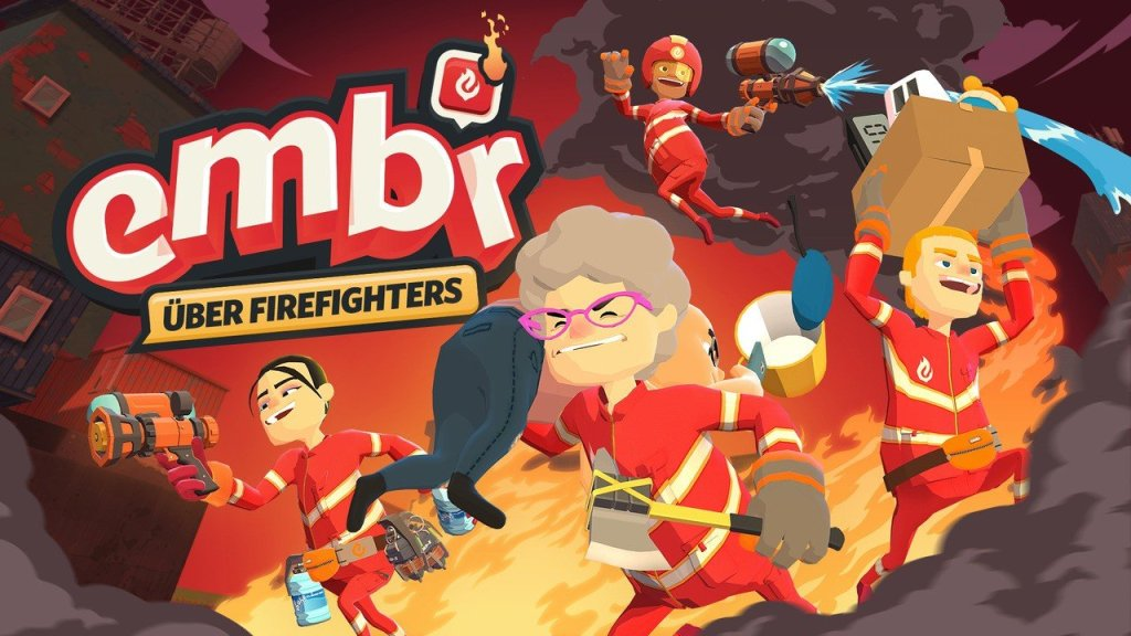 Curve Digital's Frenetic Firefighting Multiplayer Embr Lights Up Nintendo Switch This Summer