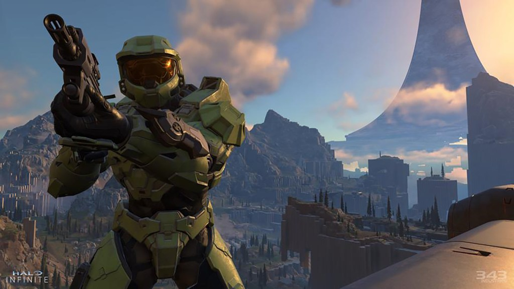 Halo Infinite audio hidden in developer update may hint at the game's plot