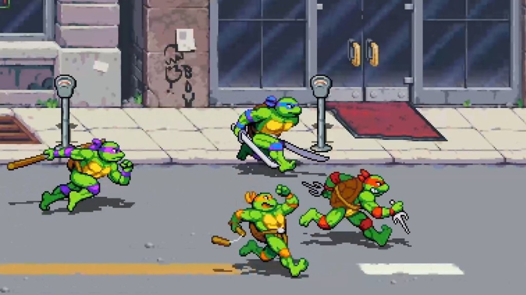 Teenage Mutant Ninja Turtles return with some four-person brawling in Shredder's Revenge • Eurogamer.net
