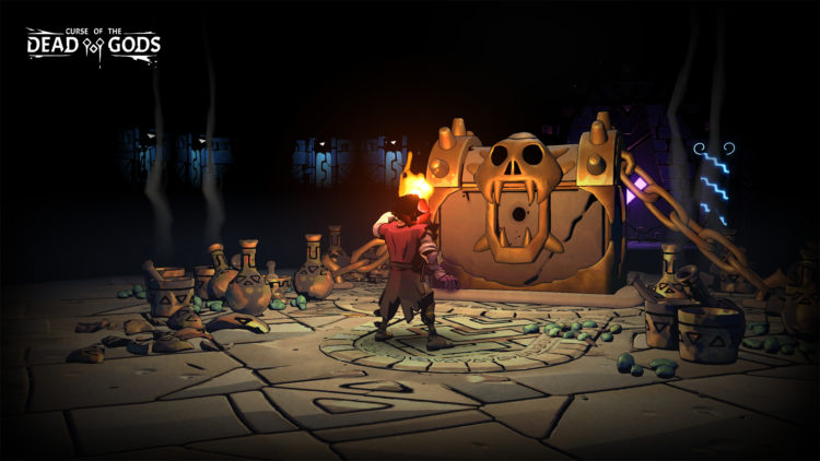Curse Of The Dead Cells Cursed Chest