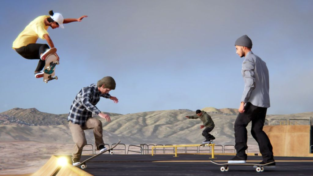 Shred with friends in Skater XL's new multiplayer beta