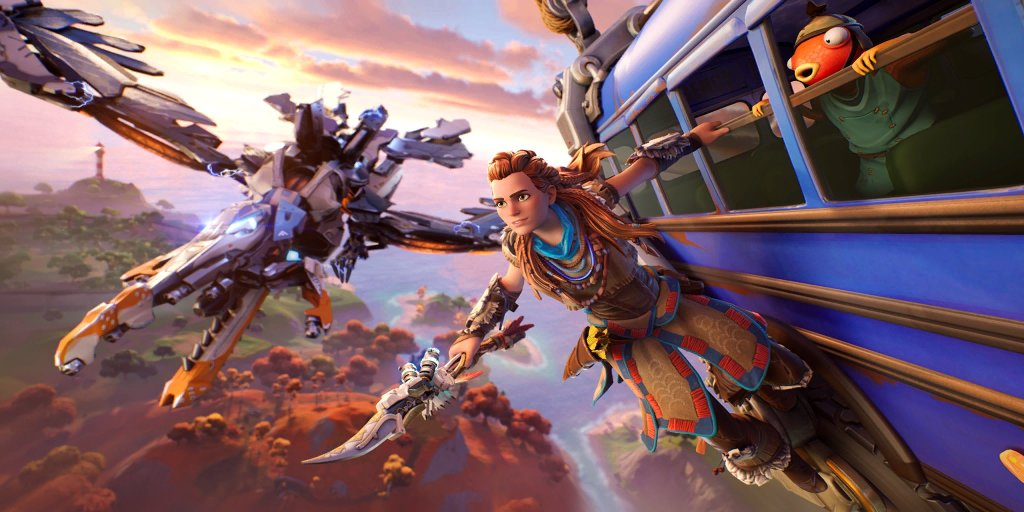 Epic delays Aloy and Lara Croft Fortnite mode to next week