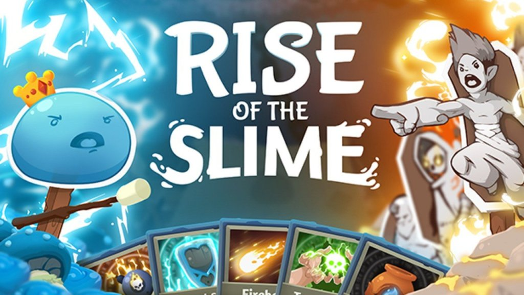 Strategic Deck-Builder Rise Of The Slime Scores A Spring Release On Switch