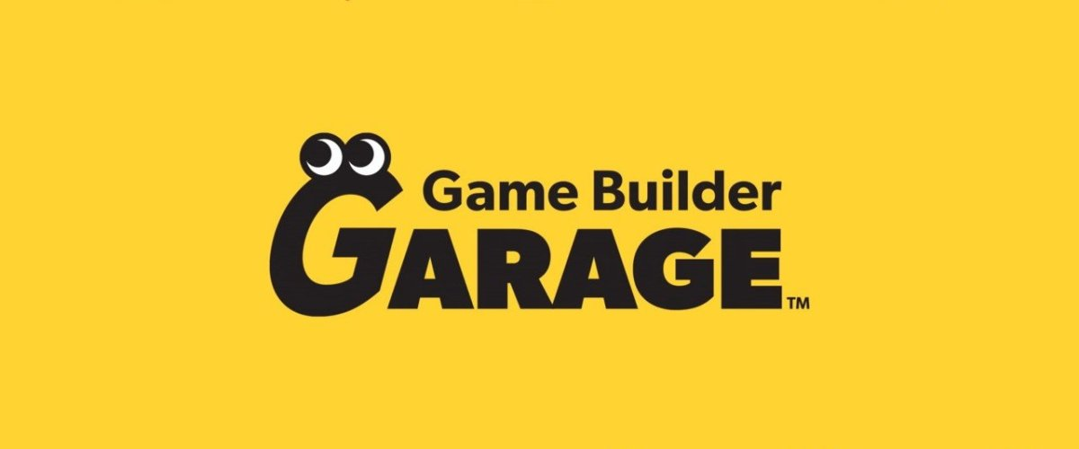 eShop File Size Of Nintendo's New Switch Title Game Builder Garage Revealed