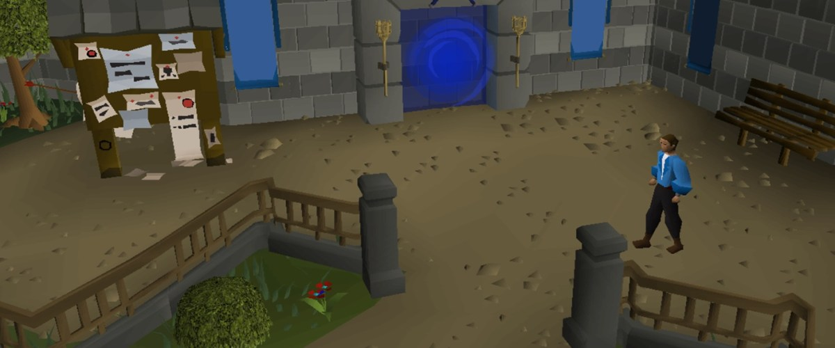 Old School RuneScape finally receives the long awaited clans update