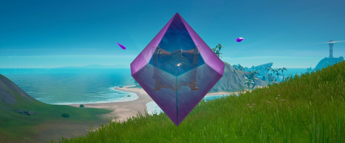 Where to find Cosmic Chest locations in Fortnite and how to open them