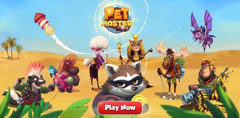 Pet Master Free Spins - Updated daily | Articles