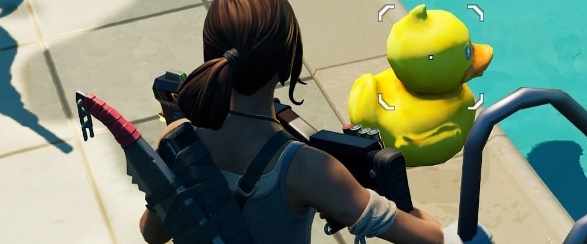 Where to place Rubber Ducks in Retail Row, Pleasant Park and Believer Beach • Eurogamer.net