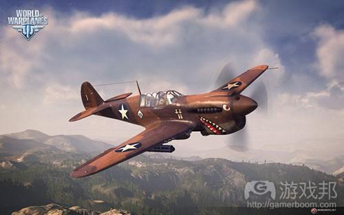world of warplanes(from gamesindustry)