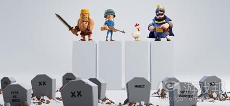 supercell dead games(from gamasutra)