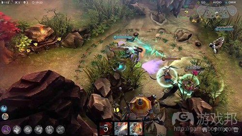 vainglory(from gamesindustry)
