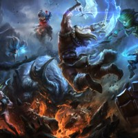 ¿Battle Royale en League of Legends?
