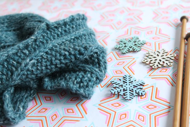 Fast and free knitting pattern