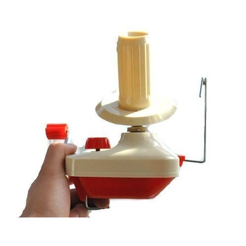 Knitter's toolbox: yarn winder for less than £10
