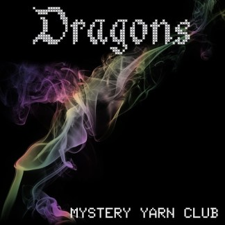 Dragons mystery yarn club