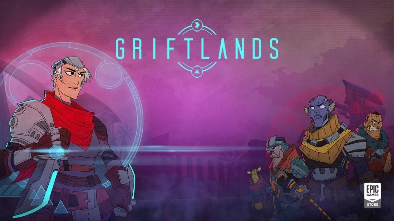 """Griftlands"" negocie, lute e roube"