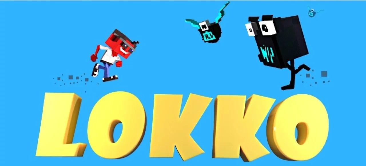 'Lokko' crie estágios com plataforma cheios de moedas e armadilhas