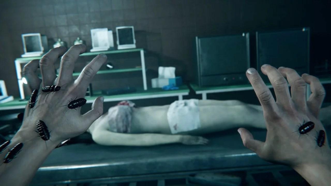 """""""Simulador de autópsia"""" resolva mistérios durante a autópsia"""
