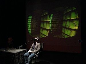 Oculus Rift - Peur